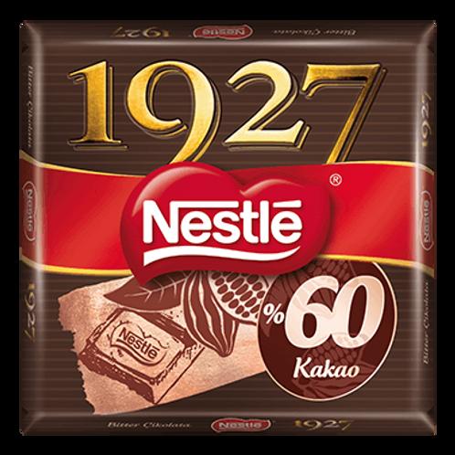 NESTLÉ 1927 Bitter Çikolata 60% Kakao (6x65gr)