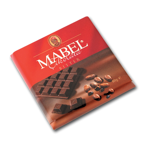 Mabel Tablet bitter 80 gr 1 adet