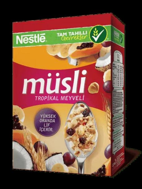 Nestlé Tropikal Meyveli MÜSLİ 350 gr