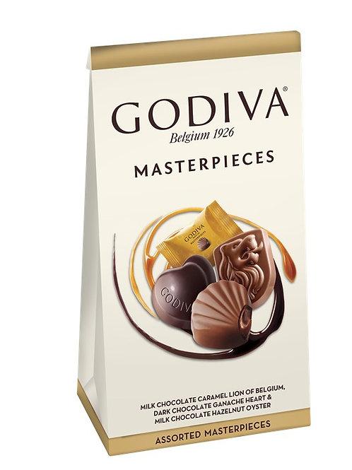 Godiva Masterpieces Karışık Çikolatalar Kutu 115 G 1 adet