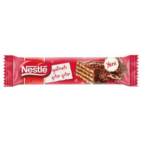 Nestle Classic Çıtır Gofret (20x27g)