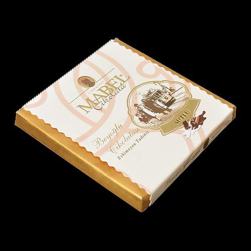 Mabel Beyoğlu Tablet Sütlü Çikolata 90 gr