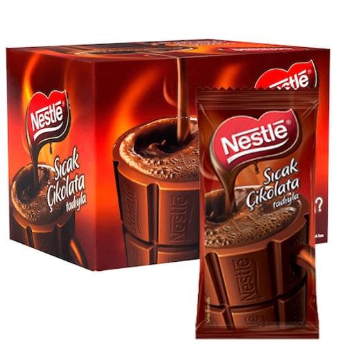 Nestlé Sıcak Çikolata (24x18,5gr)