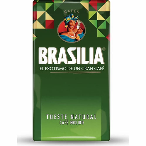 BRASILIA GROUND NATURAL Filtre Kahve 500g