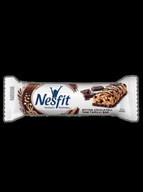 NESFIT Çikolatalı Tam Tahıllı Bar (16x23.5 gr)