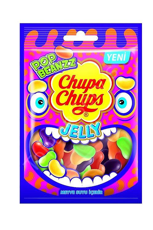 Chupa Chups Jelly Pop Beanzz Jelibon 35 gr