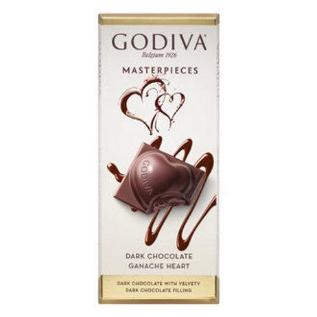 Godiva Masterpieces Bitter Çikolata Tablet 86 Gr