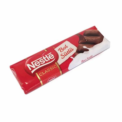 NESTLÉ CLASSIC Sütlü Çikolata (12x30g)