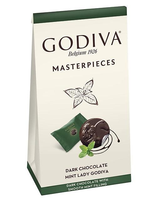 Godiva Masterpieces Naneli Bitter Çikolata Kutu 115 G 1 adet