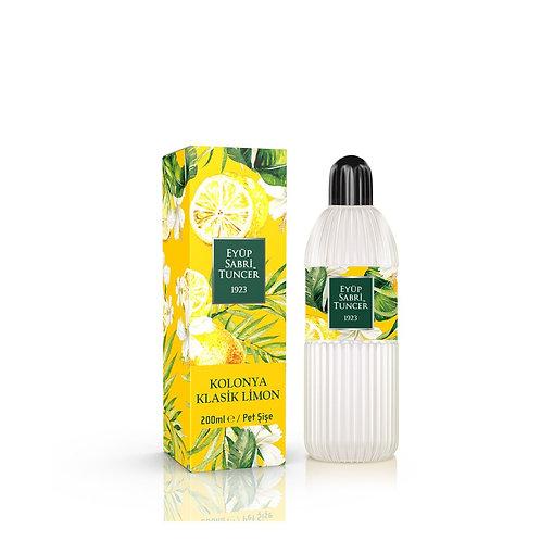 Eyüp Sabri Tuncer Klasik Limon Kolonyası 200 ml pet şişe