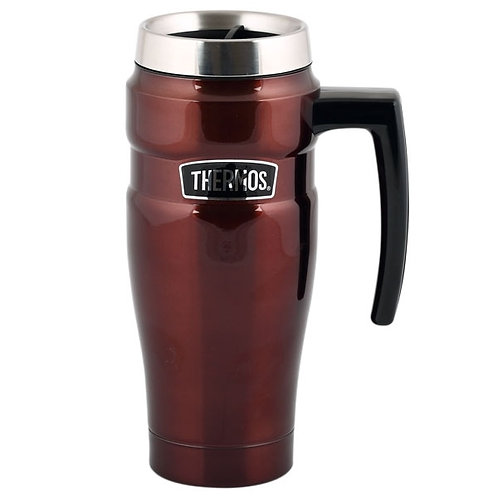Thermos SK 1000 Stainless King Handle Travel Mug Copper 0,47 lt