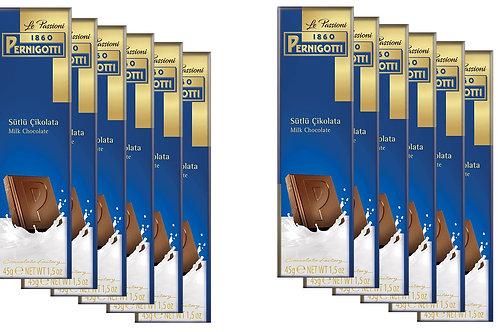Pernigotti Passioni Sütlü Çikolata 45 gr - 12 adet