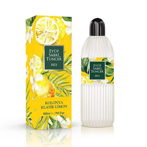 Eyüp Sabri Tuncer Klasik Limon Kolonyası 400 ml pet şişe