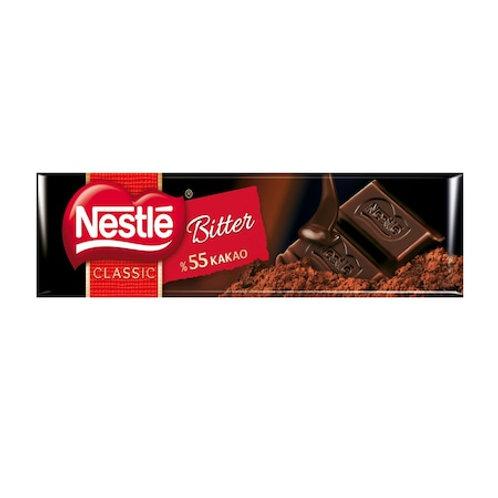 Nestle CLASSIC Bitter Çikolata (12x30g)