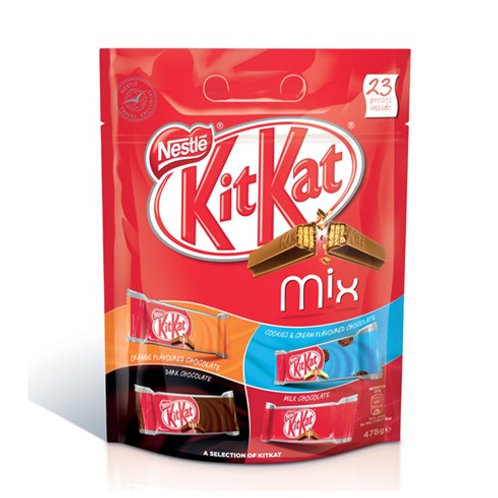 Kitkat mix in 8mm 400 gr