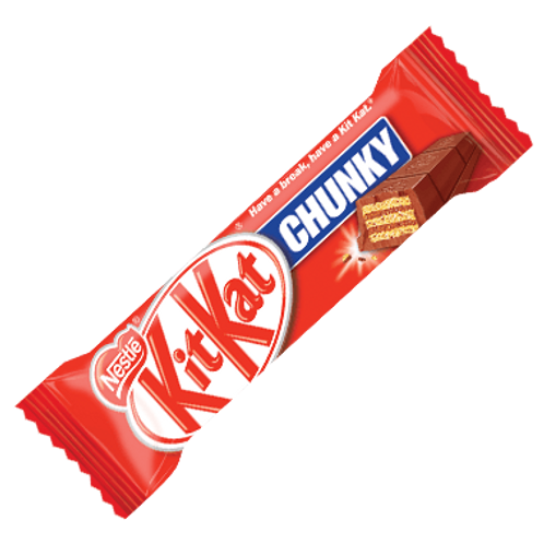 Nestle KITKAT Chunky  (12x42g)