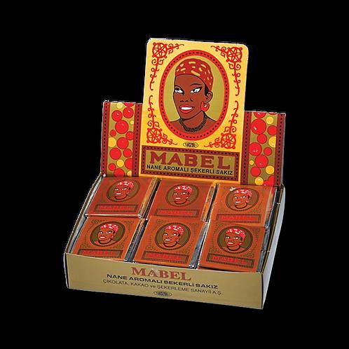 Mabel Arap Çiklet Kutu 60 adet