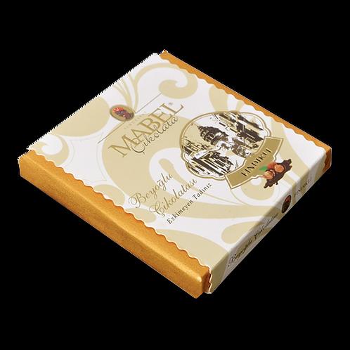 Mabel Beyoğlu Çikolatası Fındıklı 90 gr