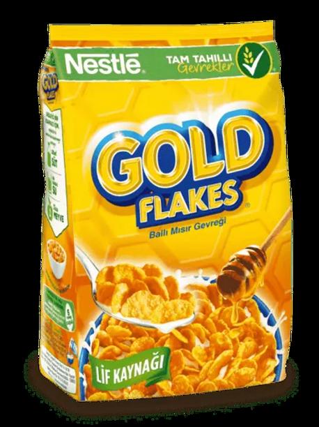 Nestlé GOLD FLAKES Ballı Mısır Gevreği 225 gr