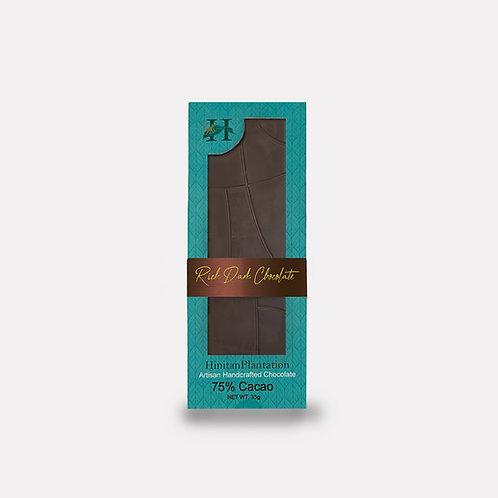Hinitan 75% Rich Dark Chocolate