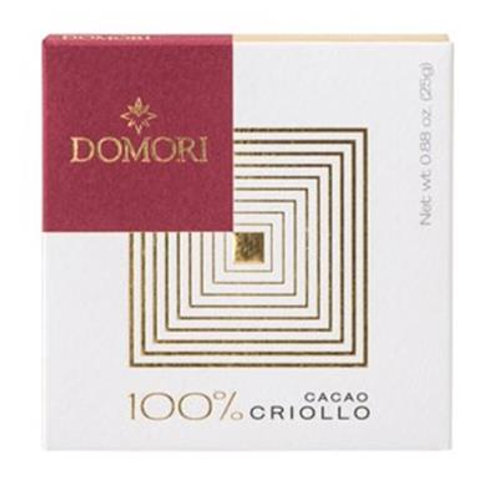 100% Criollo Dark Chocolate Bar