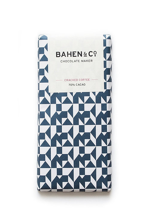 Bahen & Co. Cracked Coffee 70%