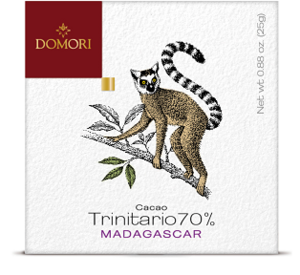 Madagascar - 70% (25g)