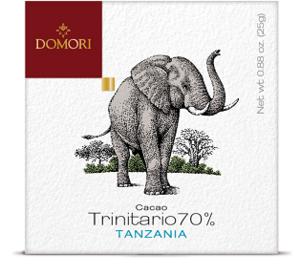 Tanzania - 70% (25g)