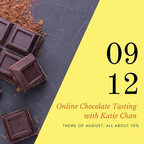Online Chocolate Tasting Club (September Edition)