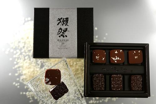 Dassai Chocolate (6 pieces)