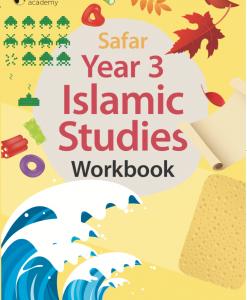 Safar Islamic Year 3 Studies Workbook
