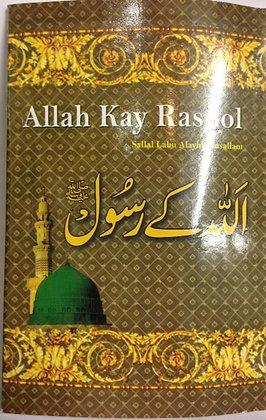 Allah Ke Rasool SAW. ( Basic for children )