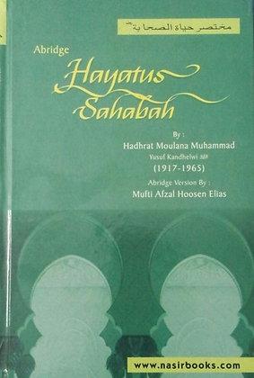 Abridged Hayatus Sahabah