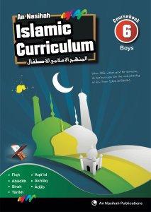 An Nasihah Islamic Curriculum Coursebook 6 Boys