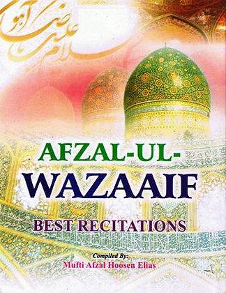 Afzal-ul-Wazaif