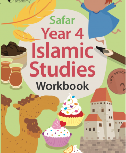 Safar Islamic Year 4 Studies Workbook