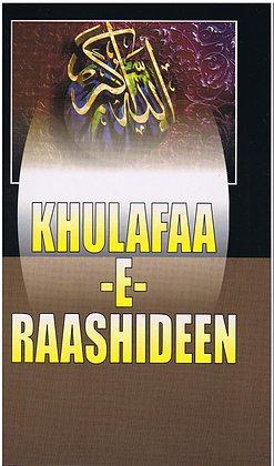 Khulfaa E Raashideen