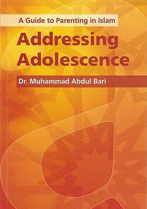 Addressing Adolescence