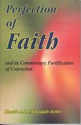 Perfection of Faith