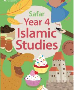 Safar Year 4 Islamic Studies Textbook