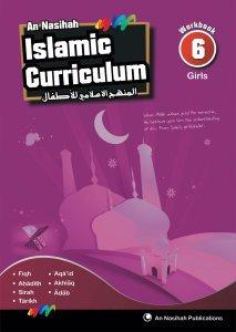 An Nasihah Islamic Curriculum Workbook 6 Girls