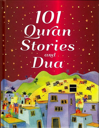 101 Quran Stories and Dua (goodword)