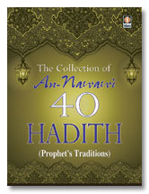 A Collection of An-Nawawi 40 Hadith Pocket