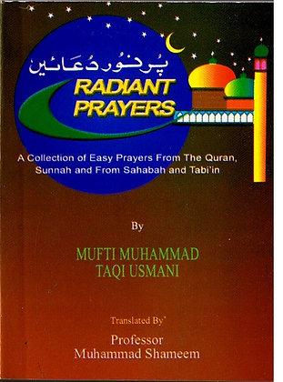 Radiant Prayers ( Pocket )