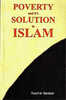 Poverty And It's Solution In Islam