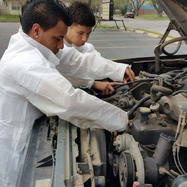 """""""Most of this stuff under the hood is just for looks anyway."""""""