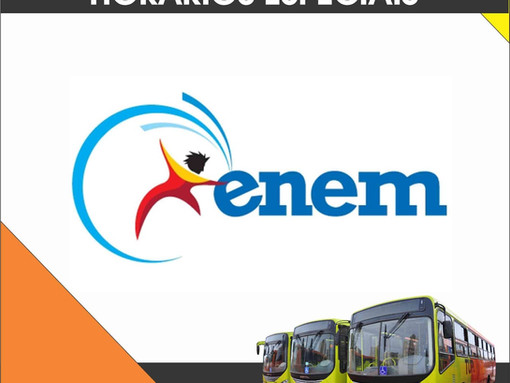 Transporte Público no Enem