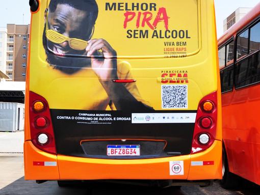Campanha de combate ao Álcool e Drogas