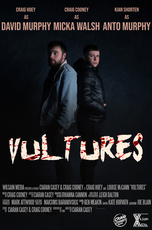 Vultures directed by Ciaran Casey