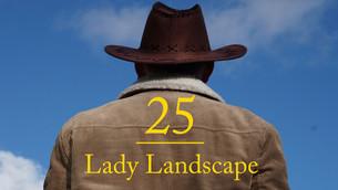 25 Lady Landscape